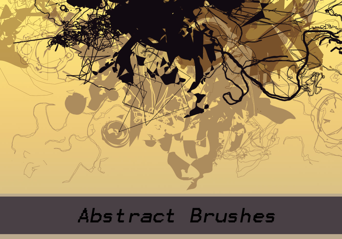 Abstract-brushes