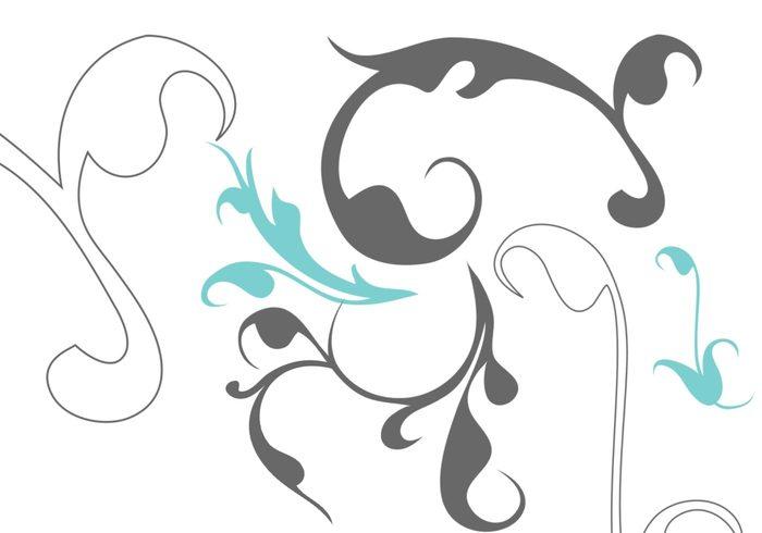 Février Swirls