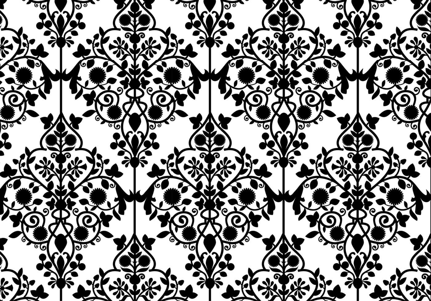 Sample Damask Pattern | Free Photoshop Patterns at Brusheezy!