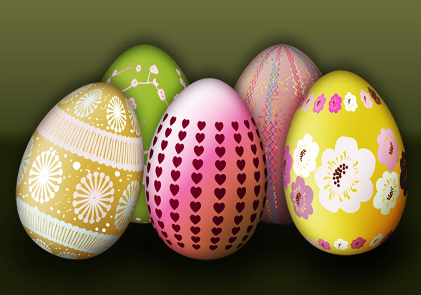 Easter Egg Brushes | Free Photoshop Brushes at Brusheezy!