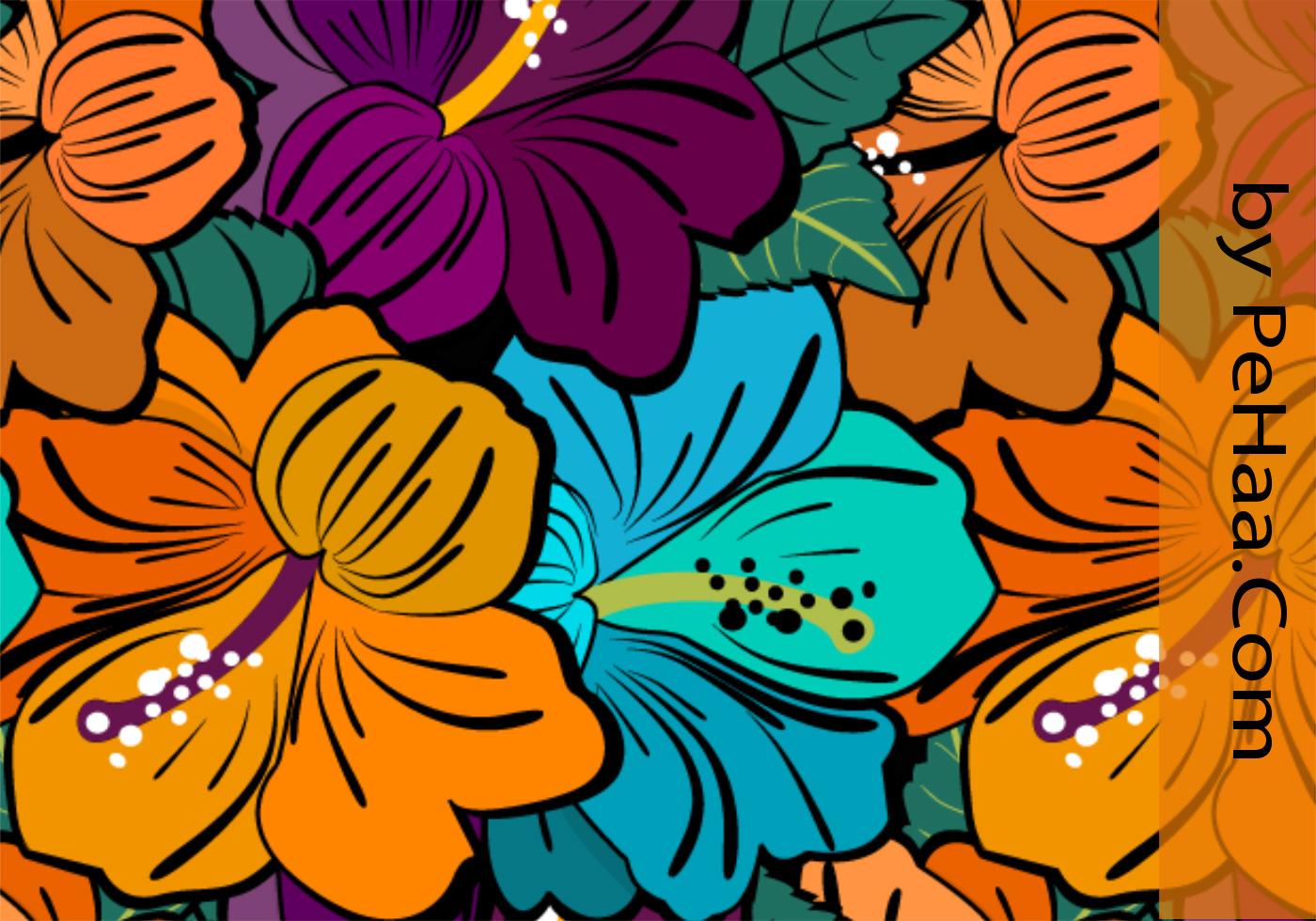 Very-flowery-floral-pattern-photoshop-patterns