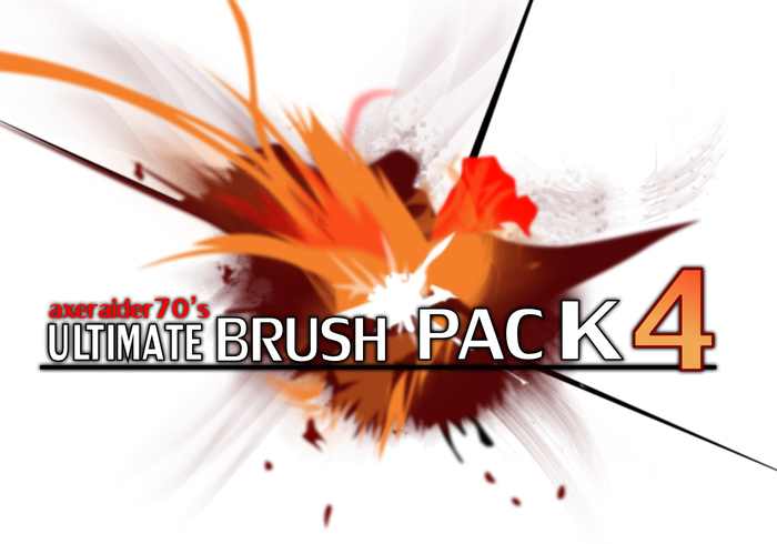 ULTIMATE BRUSH PACK NO.4