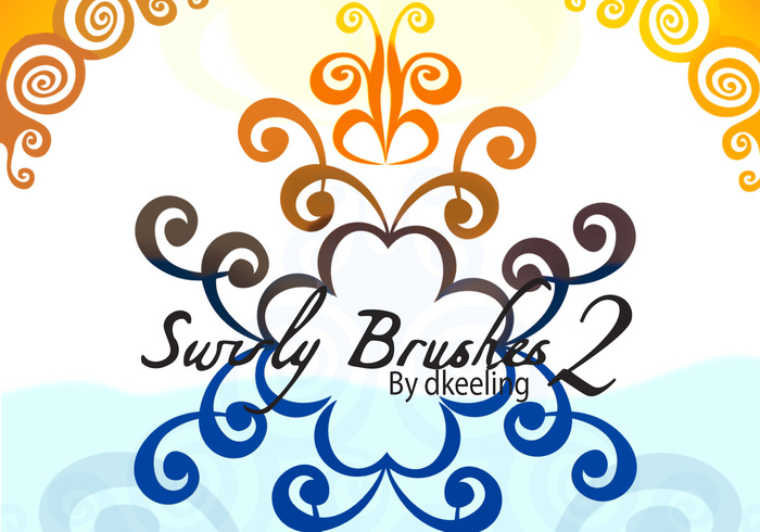 Swirly Brushes 2