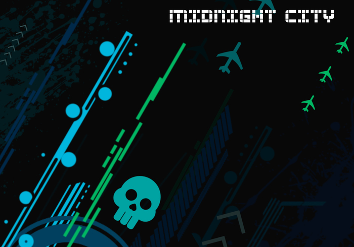 Midnight City - Vector Borstels