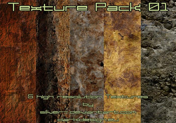 Conjunto de textura 01