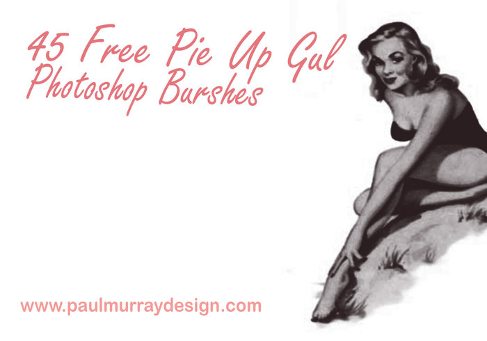 45 Retro Pin Up Girls