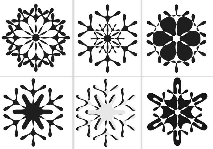 Flocons de neige