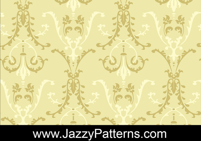 Vintage repeat pattern
