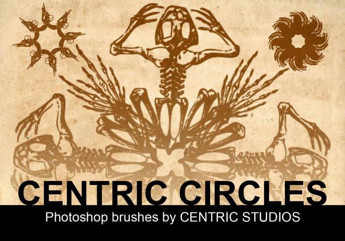 Cercles centrés