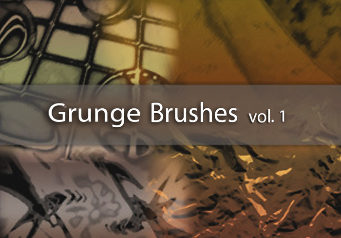 Big Grungy Brushes