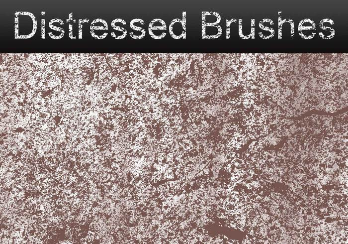 Distressed Grunge Pack 26 Brushes