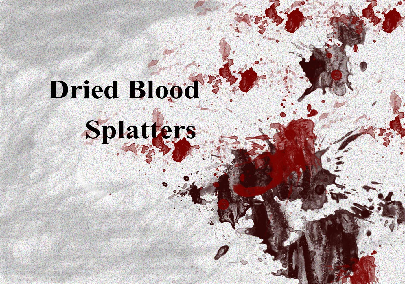 Dried Blood Splatters - Free Photoshop Brushes at Brusheezy!
