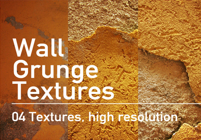 Wall Grunge Textures