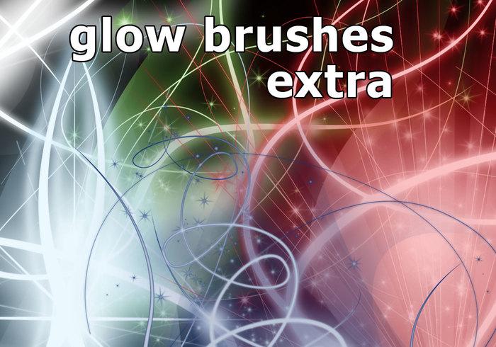 Glow Brushes EXTRA