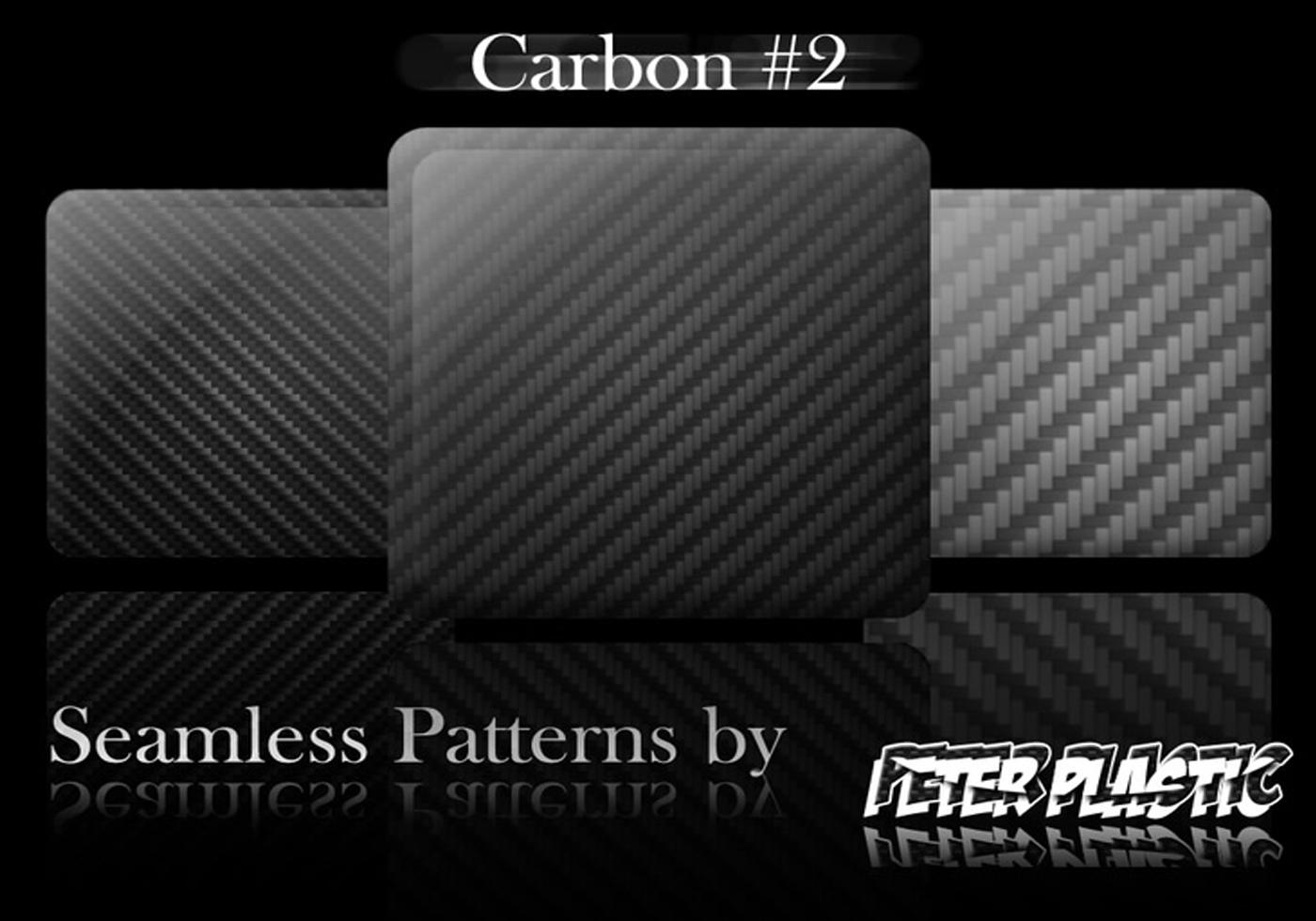 Carbon Fiber Patterns on Carbon Fiber Texture
