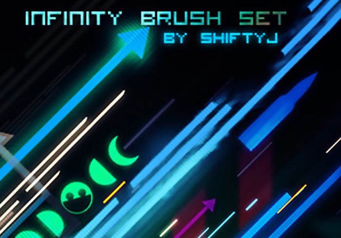 Infinity Brush Set