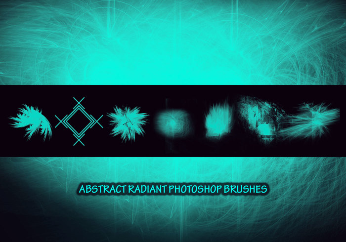 Radiant Brush Set