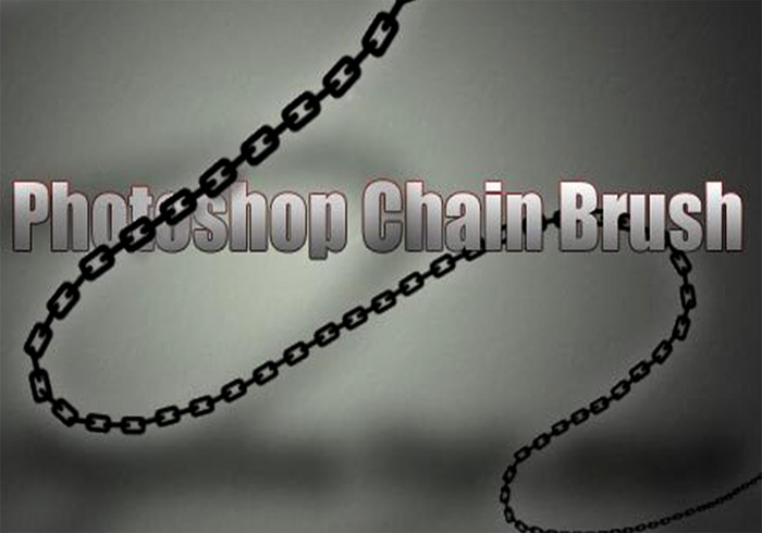 Linked Chain Brush