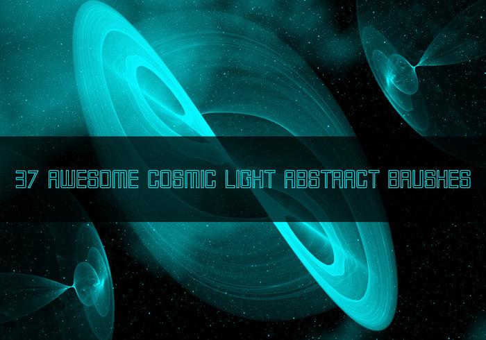 Cosmic Light Brushes