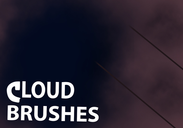 5 Cloud Brushes