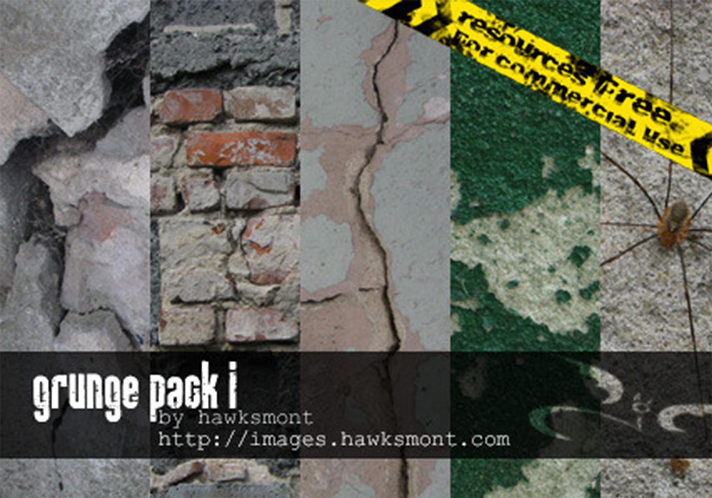 Grunge Pack I - Free Photoshop Brushes at Brusheezy! Broken Brick Wall Photoshop