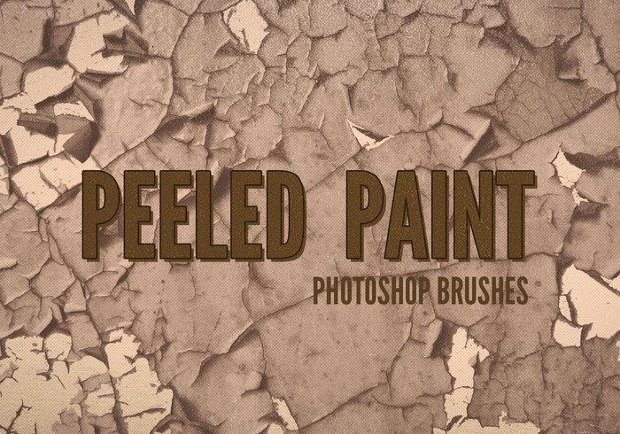 Pinsel Set No1 - Malerei Peel Off PRT 2