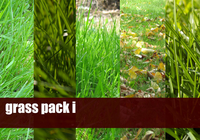 Gräs Pack I