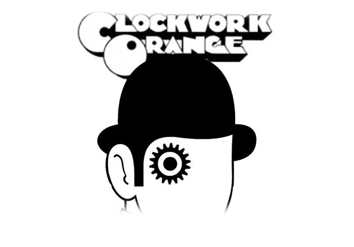 Clockwork Orange Brushes