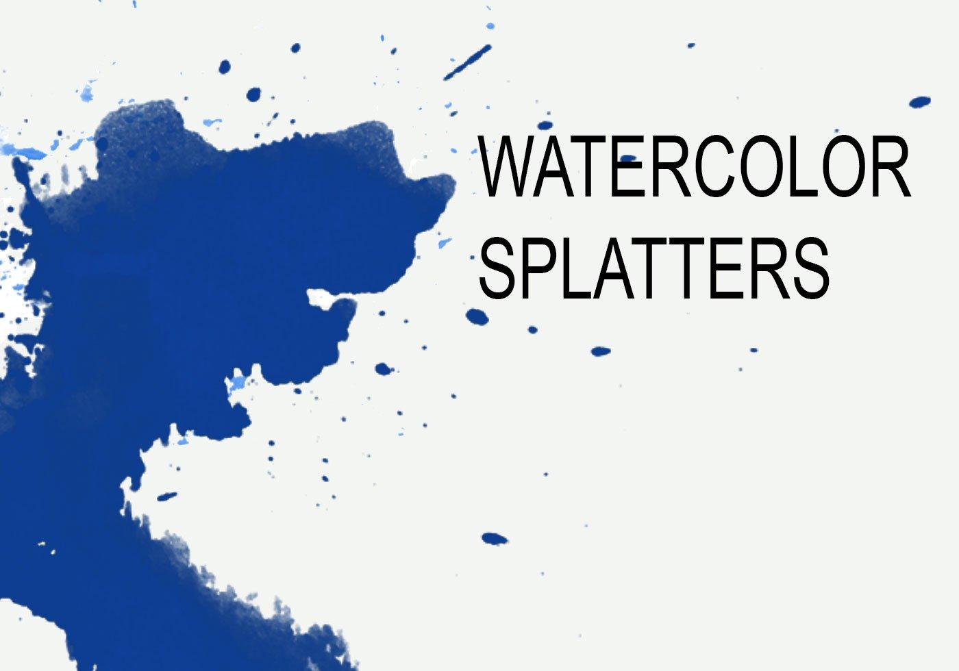 Watercolor Paint Drop Cloth Wall Pinterst