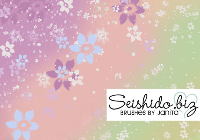 FREE Seishido.biz Fantasy Brushes