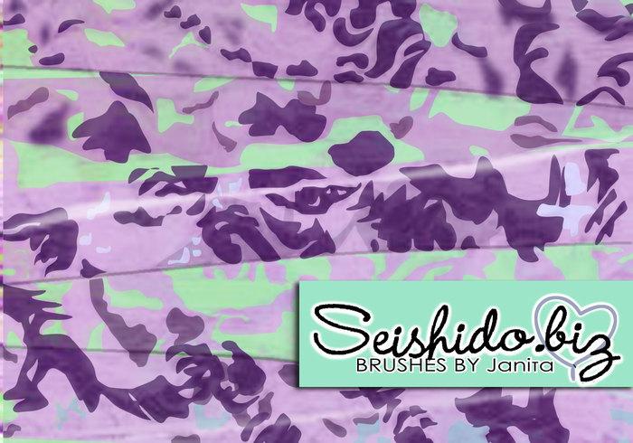 FREE Seishido.biz Texture Brushes