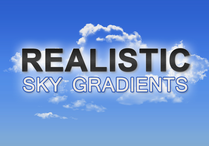 15 Realistic Sky Gradients
