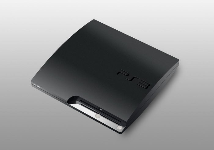 Sony playstation 3 ps3 .psd