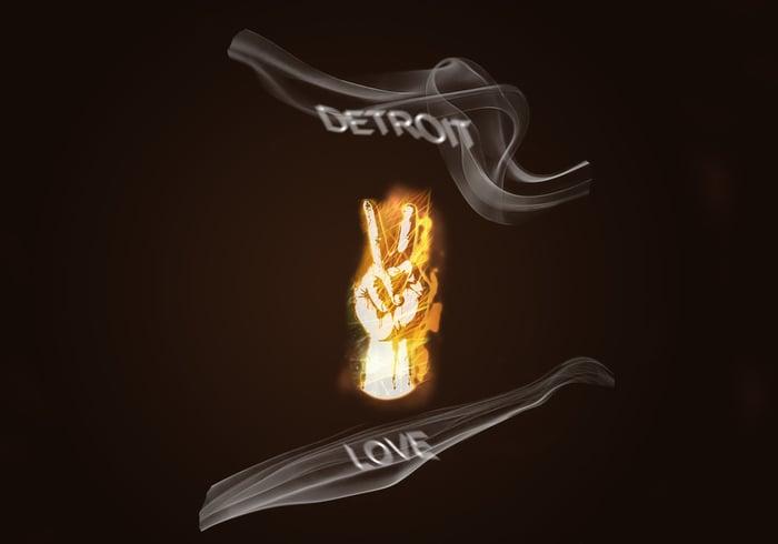 Detroit kärlek
