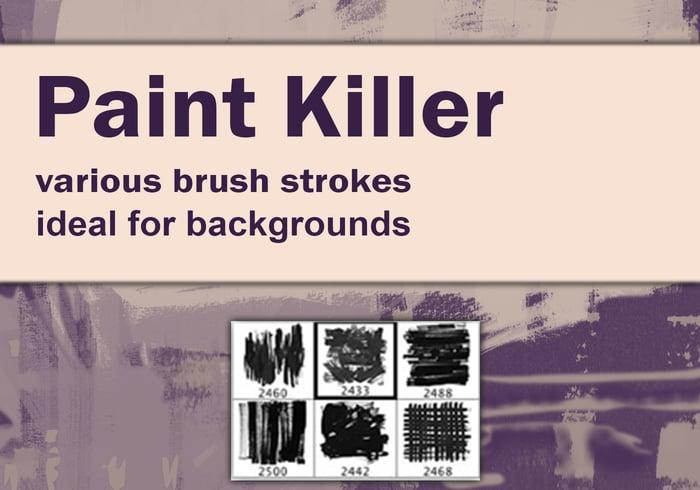 Asesino de pintura