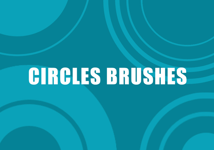 5 Unique Circle Brushes