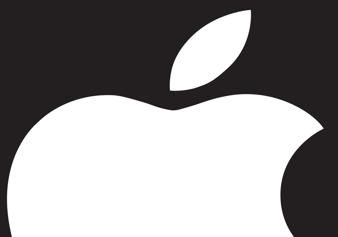 apple logo - free photoshop brushes at brusheezy!