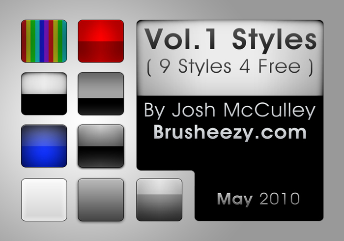 Vol.1 Styles  -  May 2010