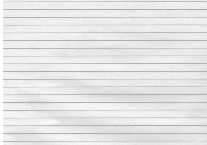 Lined Paper Brush