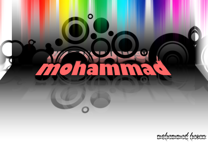 mohammad (the best name)