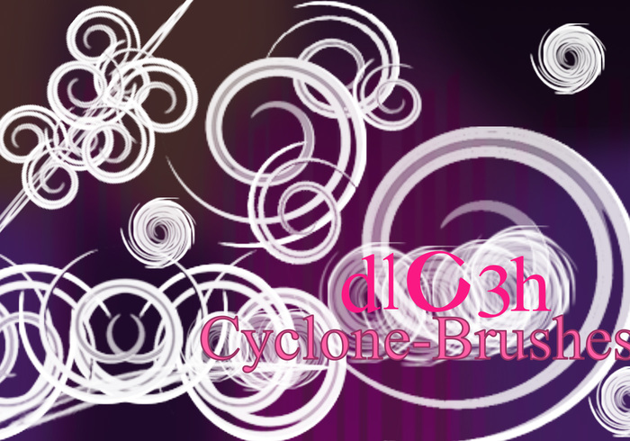 Cyclone-Brushes