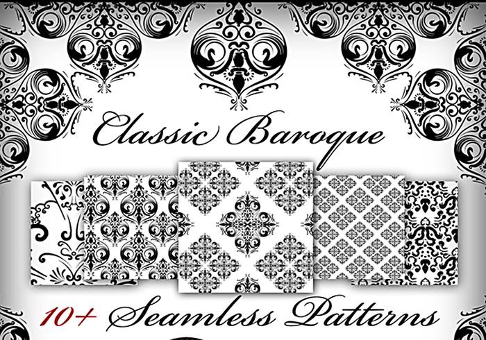Klassieke Barokpatronen