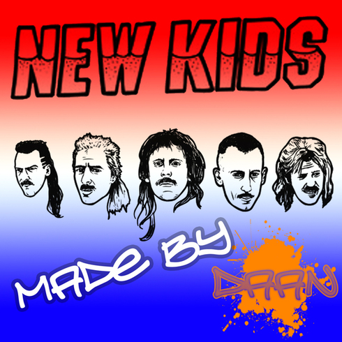 New Kids Brush Pack Por Daantjuh040