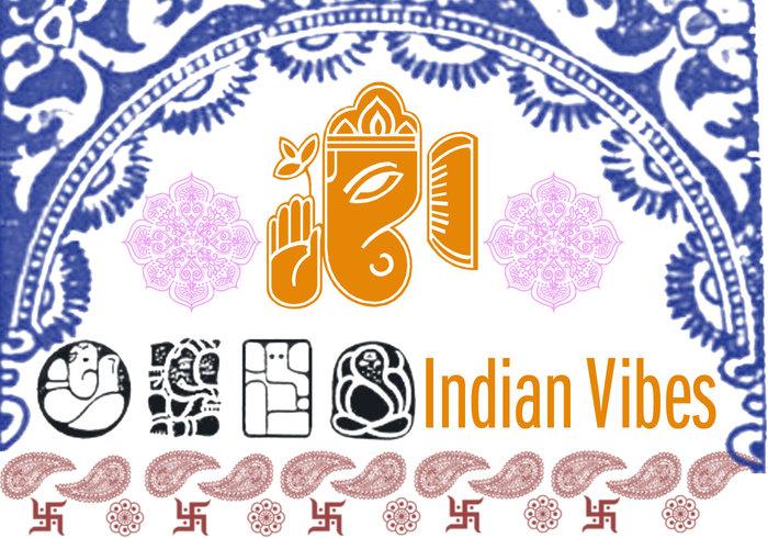 Indischen Vibes