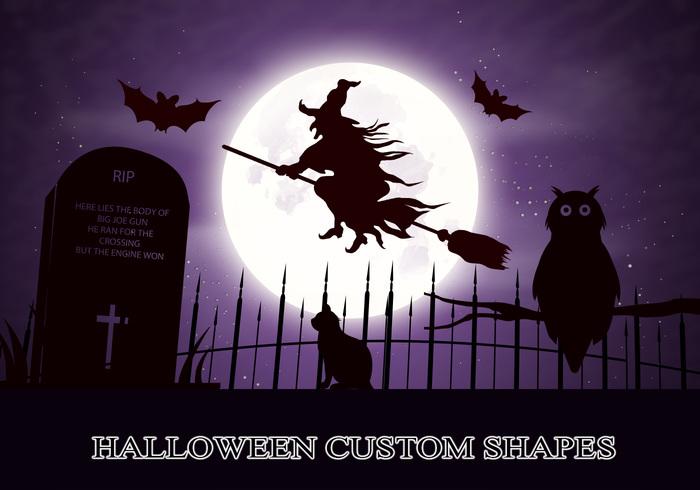 Halloween former