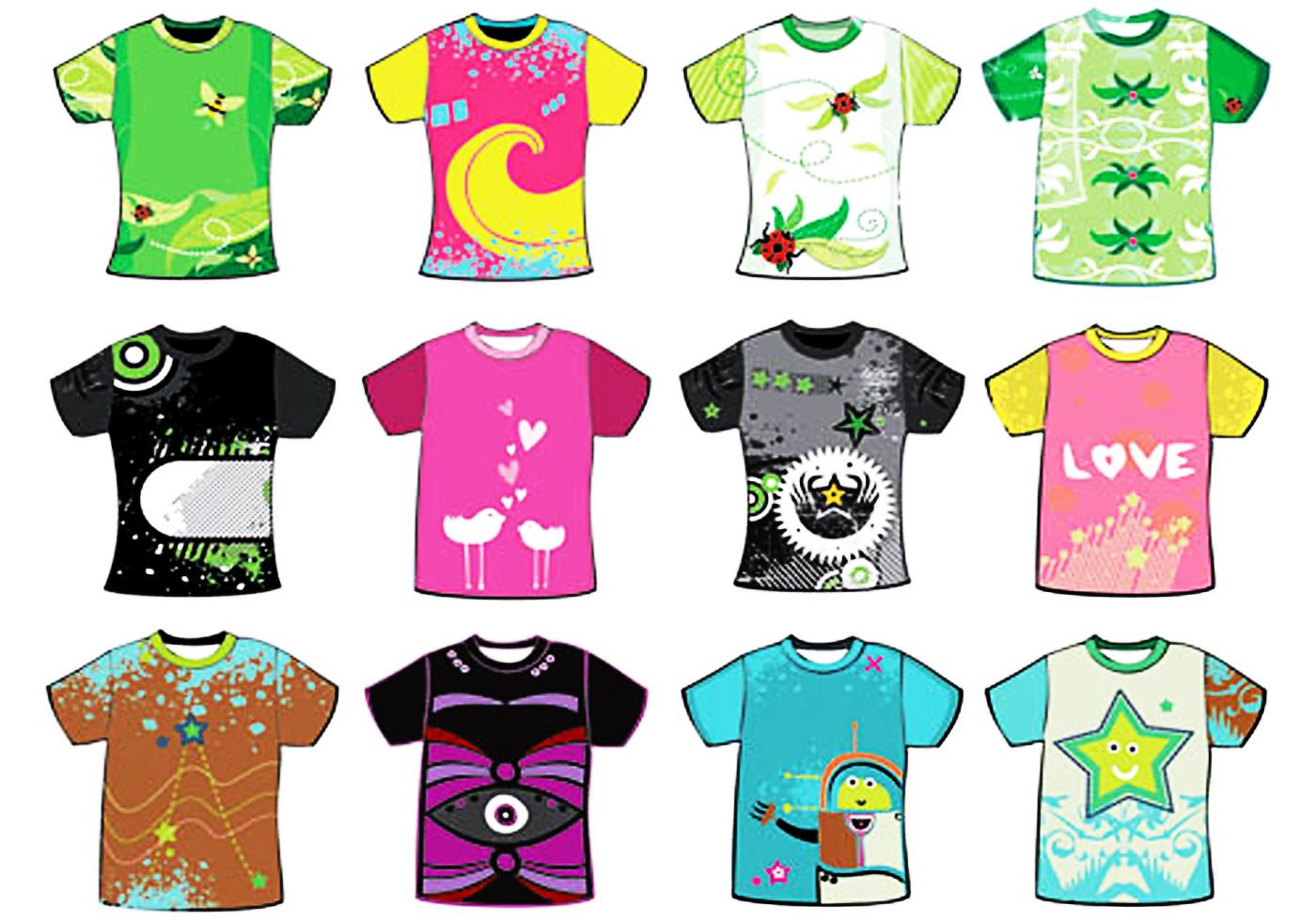 16 Cool T-shirt Brushes - Free Photoshop Brushes at Brusheezy!