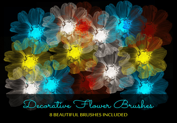 Flower Brush CS4