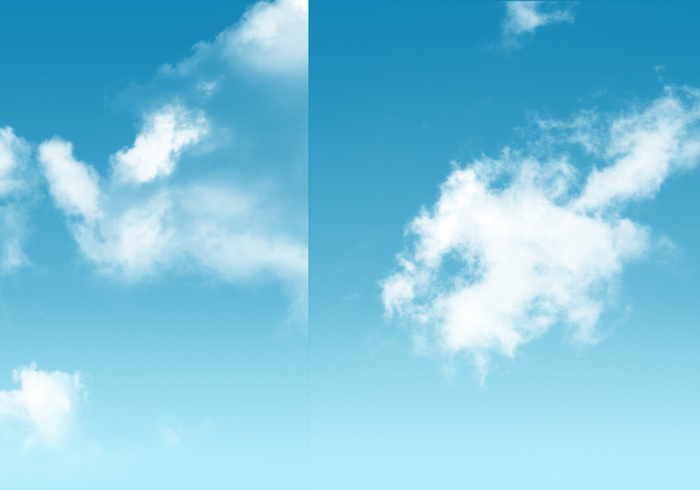 Cloud Set 1F Brushes