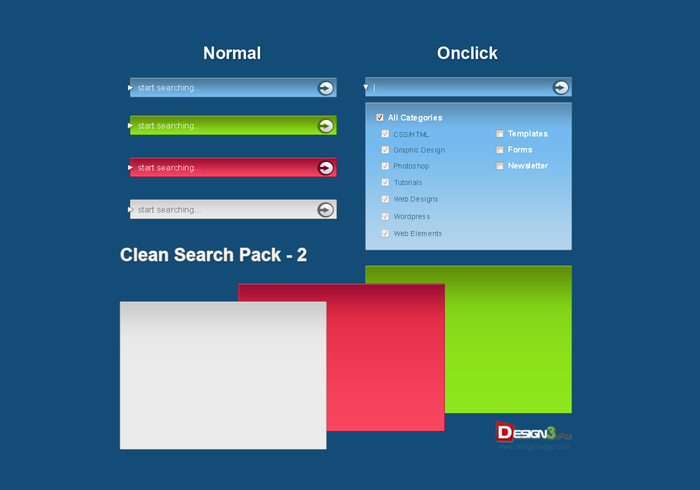 Clean Search Pack - 2