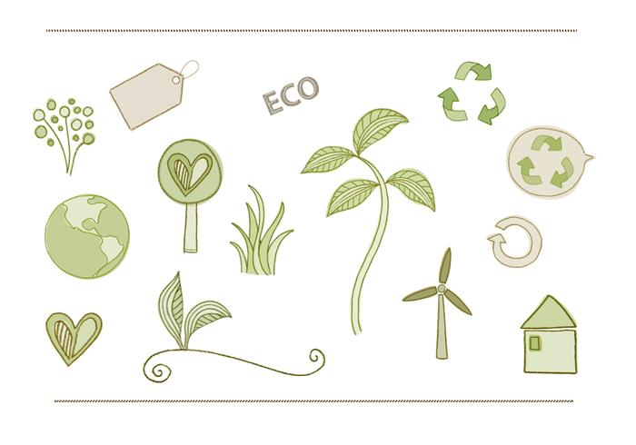 Eco - Environmental Brushes